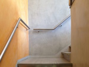 beton cire wanden