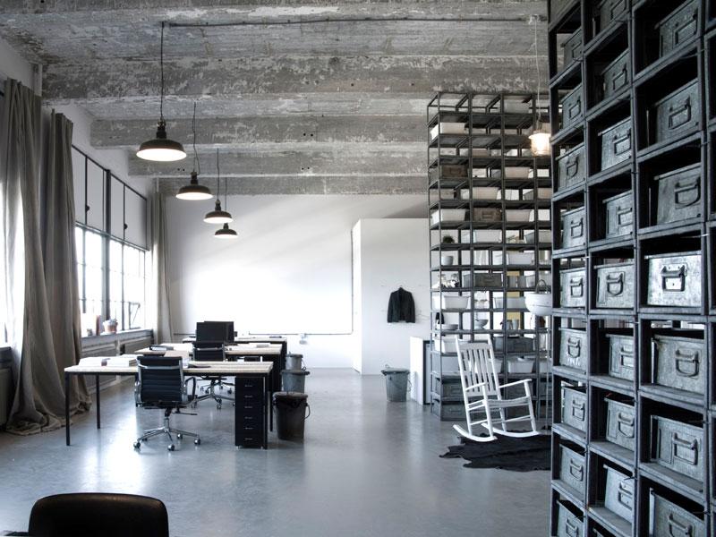 cementgebonden gietvloer kantoor