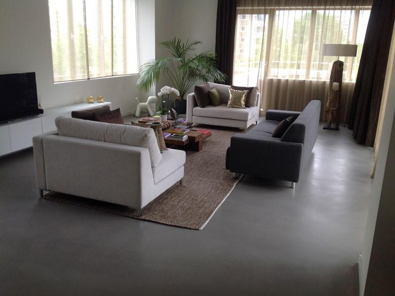 Betonlook vloer voordelen en prijzen u gietvloer pro